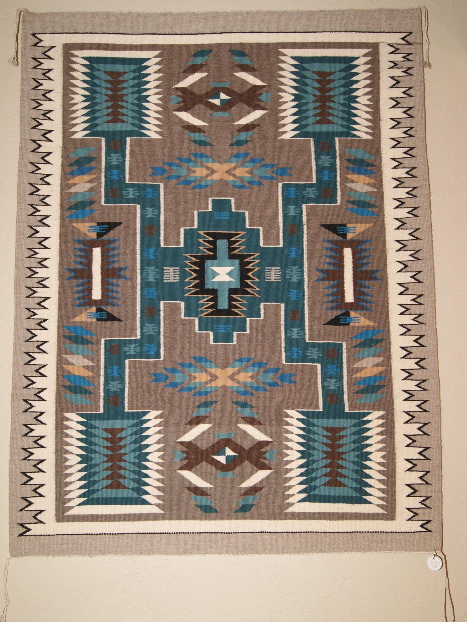 blue navajo rugs. Wonderful Navajo 387contemporarystormpatternnavajorugweaving001largejpg For Blue Navajo Rugs 8