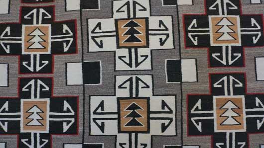 Teec Nos Pos Navajo Rug 1135 Photo 002