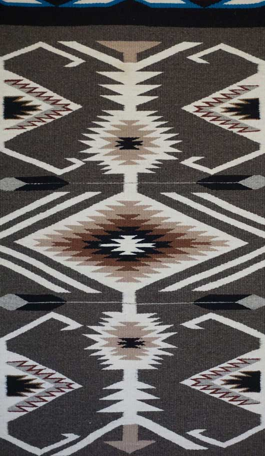 Teec Nos Pos Navajo Rug for Sale 940 for Sale
