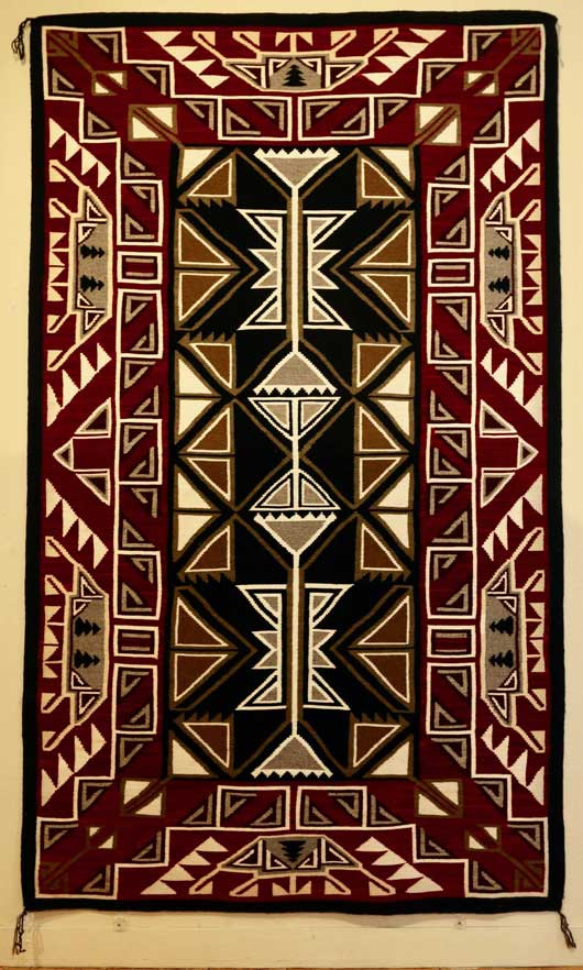 Charley S Navajo Rugs Authentic Native American Weaving