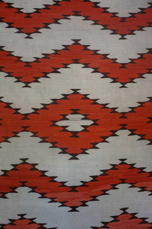 Transitional Navajo Blanket for Sale 996 for Sale