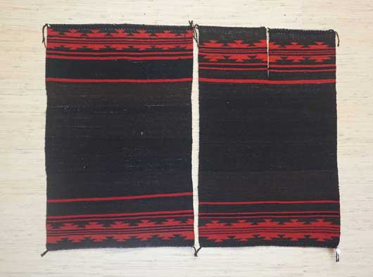 Two Panel Navajo Dress 1004