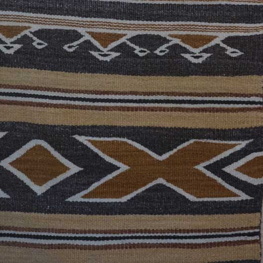 Wide Ruins Navajo Rug for Sale 850