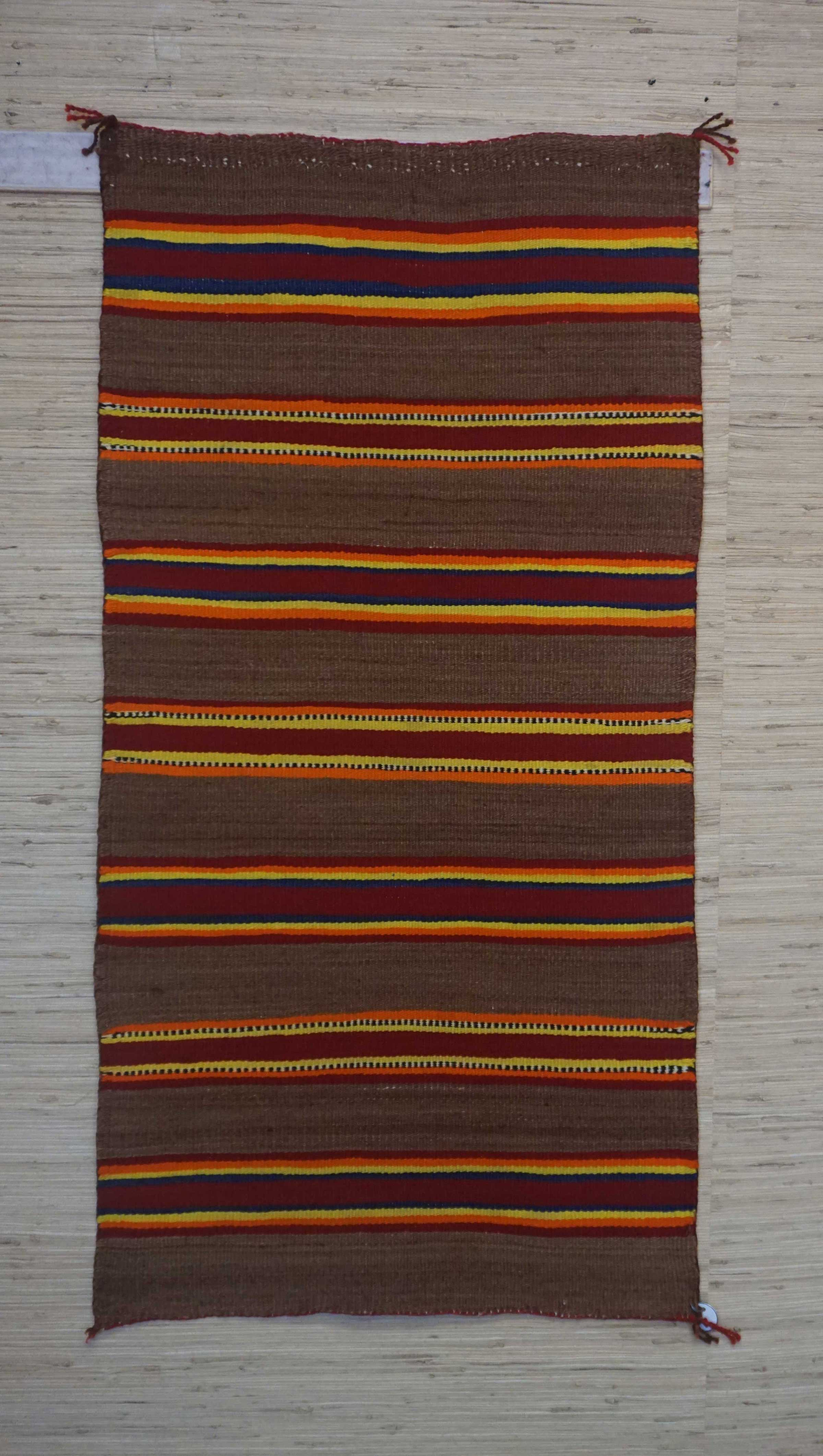Youth Navajo Double Saddle Blanket 974 Charley S Navajo