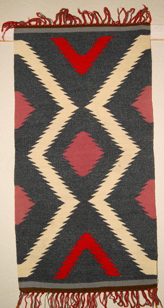 Germantown Navajo Weaving For Sale 335 Charley S Navajo