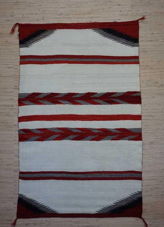 Navajo Saddle Blanket 662 Charley S Navajo Rugs For Sale