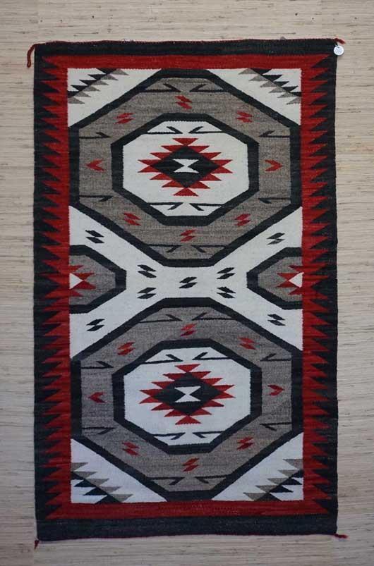 Ganado Navajo Rug 873 Charley S Navajo Rugs For Sale