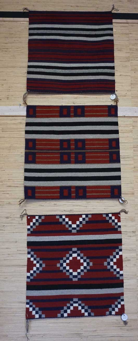 three small sampler first  second and third chief u0026 39 s