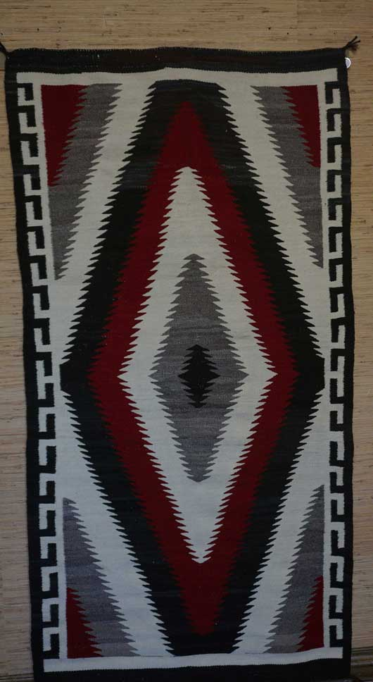 Eye Dazzler Navajo Rug for Sale 1114